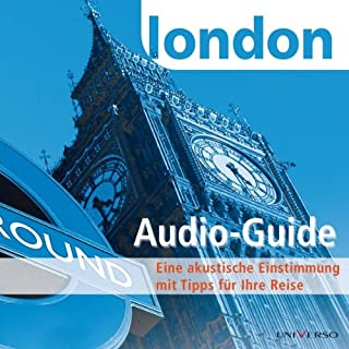 Reiseführer London Titelbild