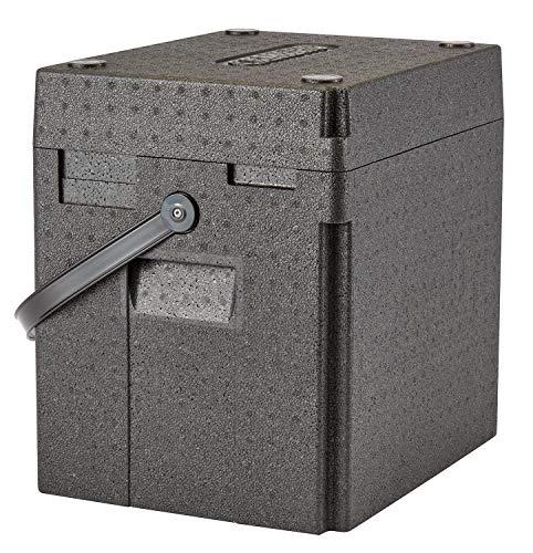 Cambro Thermo-Go-Box für 4 Stunden mit Griff, EPP Box Träger mit Gurt EPPBEV