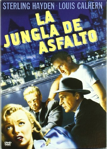 La Jungla De Asfalto [DVD]