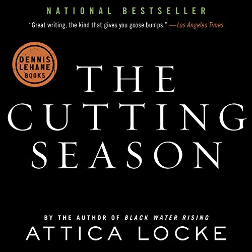 The Cutting Season audiobook cover art