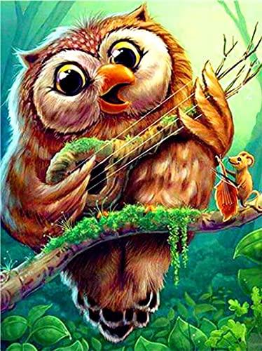 Adultos 1000 piezas rompecabezas animal búho imagen juguete educativo para niños rompecabezas de madera A.6 1000 piezas