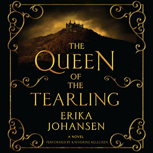 The Queen of the Tearling audiobook cover art