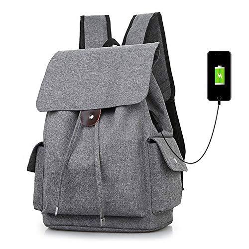 Jeugd Schoolbag Pure Color rugzak leerlingen lichte dunne editie vrijetijdstas outdoor bergbeklimmen tas B