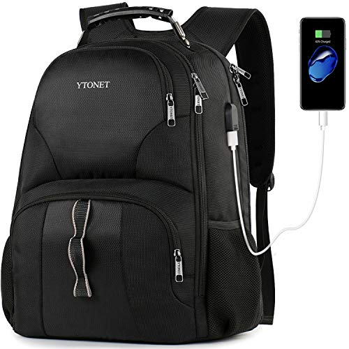 Travel Laptop Backpack Extra Large College School for Men and Women With USB
