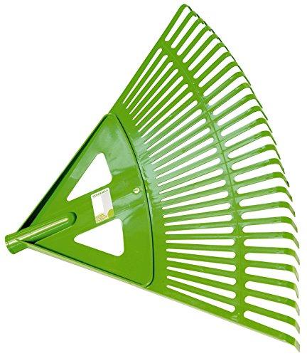 VERDEMAX - Rastrello per Foglie con Denti in plastica 3930 27
