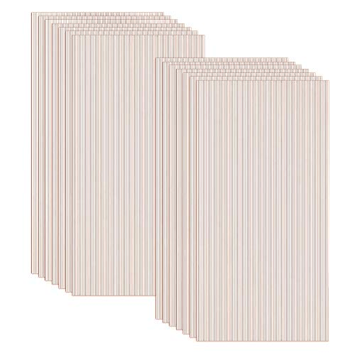 14 placas huecas de doble puente de policarbonato transparente, 4 mm, 60,5 x 121 cm, placas de doble puente para jardín, garajes, resistentes a rayos UV, placas de repuesto de 10,25 m², Brown