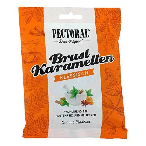 PECTORAL Brustkaramellen Klassik, 75 g Bonbons