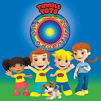 Fun Adventures Action Songs & Nursery Rhymes