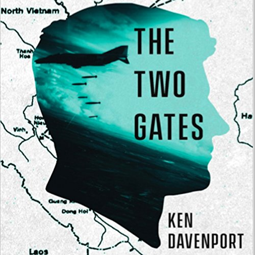 The Two Gates audiobook cover art