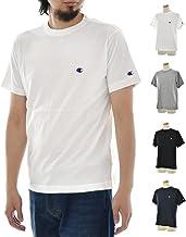 [チャンピオン] Tシャツ 半袖 綿100% 定番 ワンポイントロゴ刺繍 ショートスリーブTシャツ C3-P300 メンズ