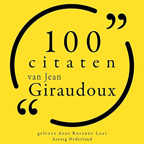 100 citaten van Jean Giraudoux cover art