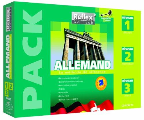 Reflex'Deutsch - Pack niveaux 1+2+3