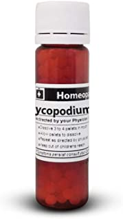 Sponsored Ad - Lycopodium Clavatum 6C Homeopathic Remedy - 200 Pellets