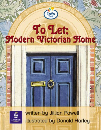 Info Trail Emergent Stage To Rent: Modern Victorian Home Non-fiction (LITERACY LAND)の詳細を見る