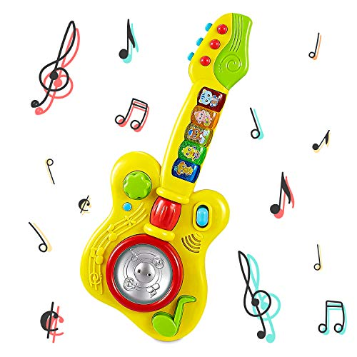 Think Gizmos Musical Guitar Toy for...
