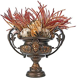 french country urns