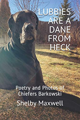 Lubbies are a Dane From Heck: Poetry and Photos of Chiefers Barkowski