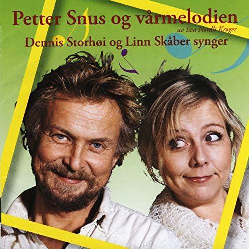 Dennis Storhøi & Linn Skåber