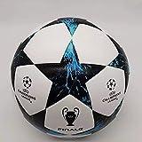 Balón de Fútbol 2021 Pelota De Fútbol De Partido Más Nuevo Tamaño Estándar 5 Pelota De Fútbol Material De PU Pelotas De Entrenamiento De La Liga Deportiva Futbol