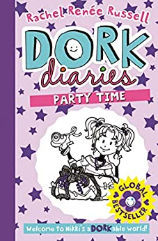 Dork Diaries: Party Time by [Rachel Renee Russell]