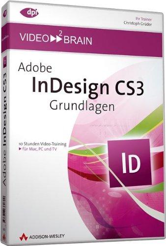 Adobe InDesign CS3 - Grundlagen (DVD-ROM)