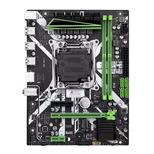 Tarjeta Madre Placa Base Fit For Huananzhi X99 Placa Base 8M F Intel Xeon E5 X99 LGA2011-3 Todas Las Series DDR4 Recc Memoria No ECC NVME USB3.0 SATA Computer Motherboard