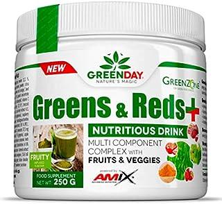 Amix Greenday Greens & Reds + 250 Gr 250 g