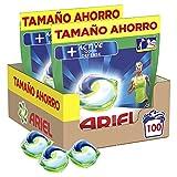 Ariel Pods Detergente Lavadora Cápsulas, 100 Lavados (Pack 2 x 50), Active Odor Defense