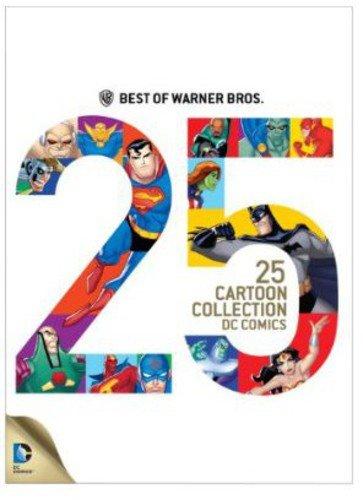 Best of Warner Bros. 25 Cartoon Collection: DC Comics