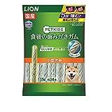 ライオン (LION) ペットキッス (PETKISS) 犬用おやつ 食後の歯みがきガム 小型犬用