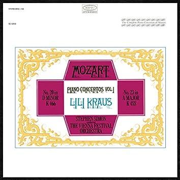 Mozart: Piano Concertos Nos. 20 & 23