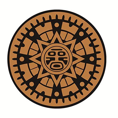 AMON LL Oosterse tapijten en tapijten, traditionele bedrukte tapijten oosterse Perzische traditionele huis duurzaam tapijt deurmat voor woonkamer