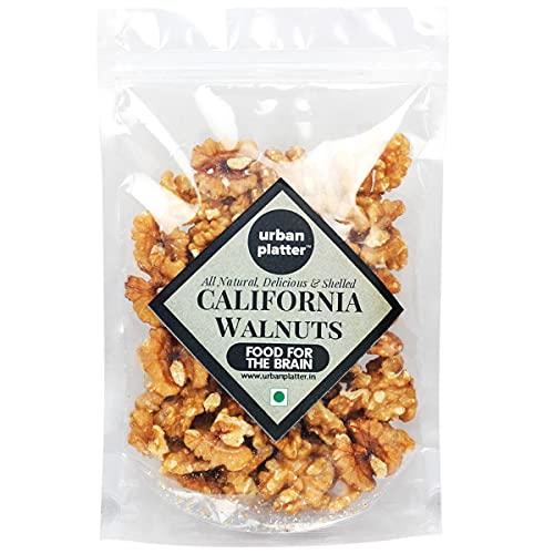 Urban Platter California Walnuts (Akhrot), 400g