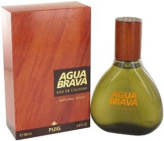 AGUA BRAVA by Antonio Puig for Men - Eau de Cologne, 100ml
