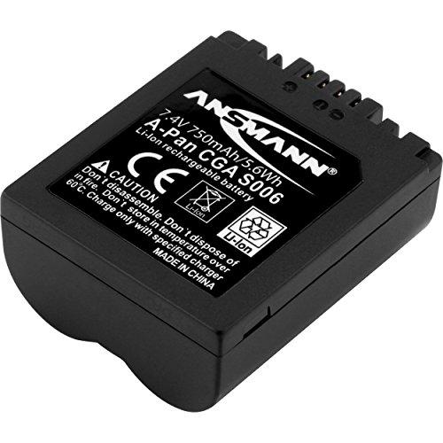 Ansmann 5022903 - Batería para cámara de fotos Panasonic - FZ 30 / FX 50