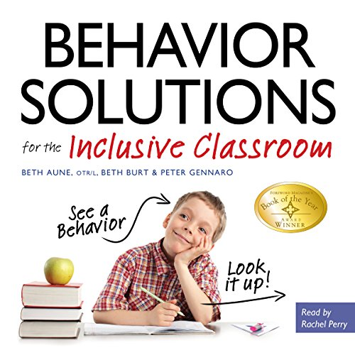 Behavior Solutions for the Inclusive Classroom cover art