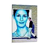 YBQQ Notting Hill Movie Retro Art Poster 02 Poster