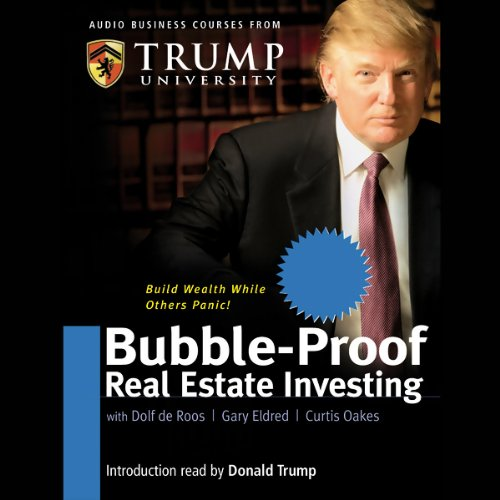 Bubble-Proof Real Estate Investing audiobook cover art