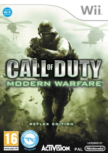 Call of Duty: Modern Warfare - Reflex (Wii) [Importación inglesa]
