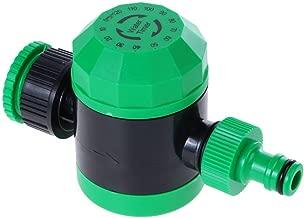 Controlador de temporizador de 120minutos automático de agua Rociador de riego manguera de jardín