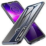iBetter for Motorola One Macro Case,Slim Fit,Crystal Clear