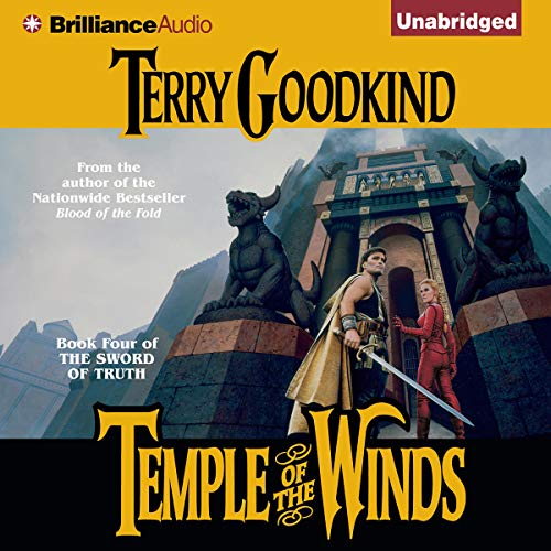 Temple of the Winds audiobook cover art