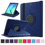 Coque pour Tab S2 9.7 - 360 degrés Rotation Coque en Cuir pour Samsung Galaxy Tab S2...