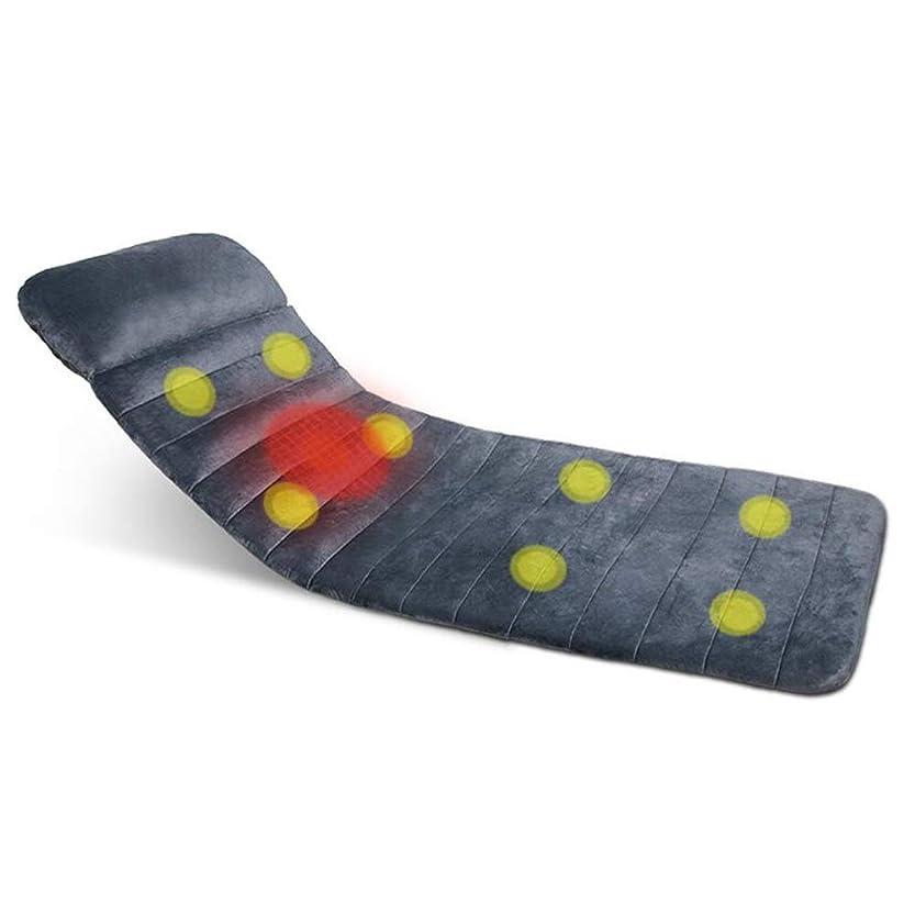 致命的な軽食教えてMEIDUO マッサージャー 加熱された振動のシートクッション - 後ろの太もも&ボディーの痛みを軽減するためのなだめる熱のポータブルチェアパッドマッサージ - ホームオフィス 高齢者のための
