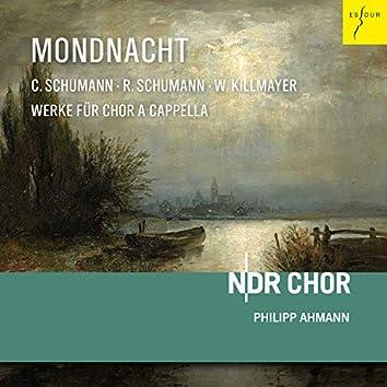 Mondnacht (Werke für Chor a cappella)