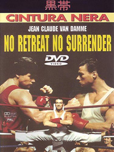 No retreat no surrender [IT Import]
