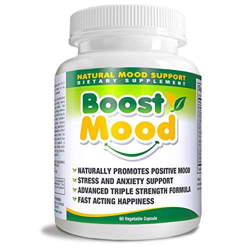 BoostMood Natural Mood Support