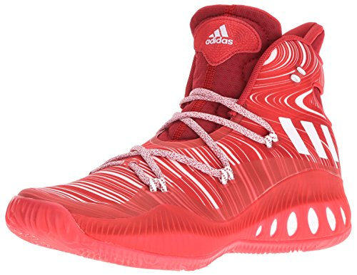 Adidas Performance Men's Crazy Explosive- Best Mens Basketball Shoes for Flat Feet