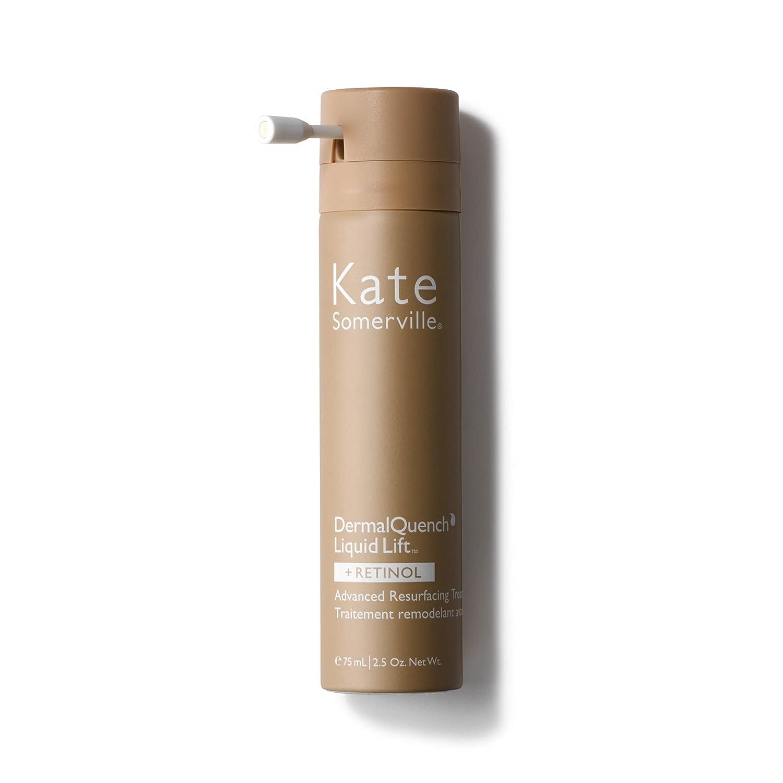 Kate Somerville DermalQuench Liquid Lift +Retinol   Advanced Resurfacing Treatment   Firming & Radiance Boosting Oxygen Facial   2.5 Fl Oz
