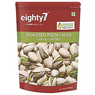 Eighty7 California Pistachios, Roasted